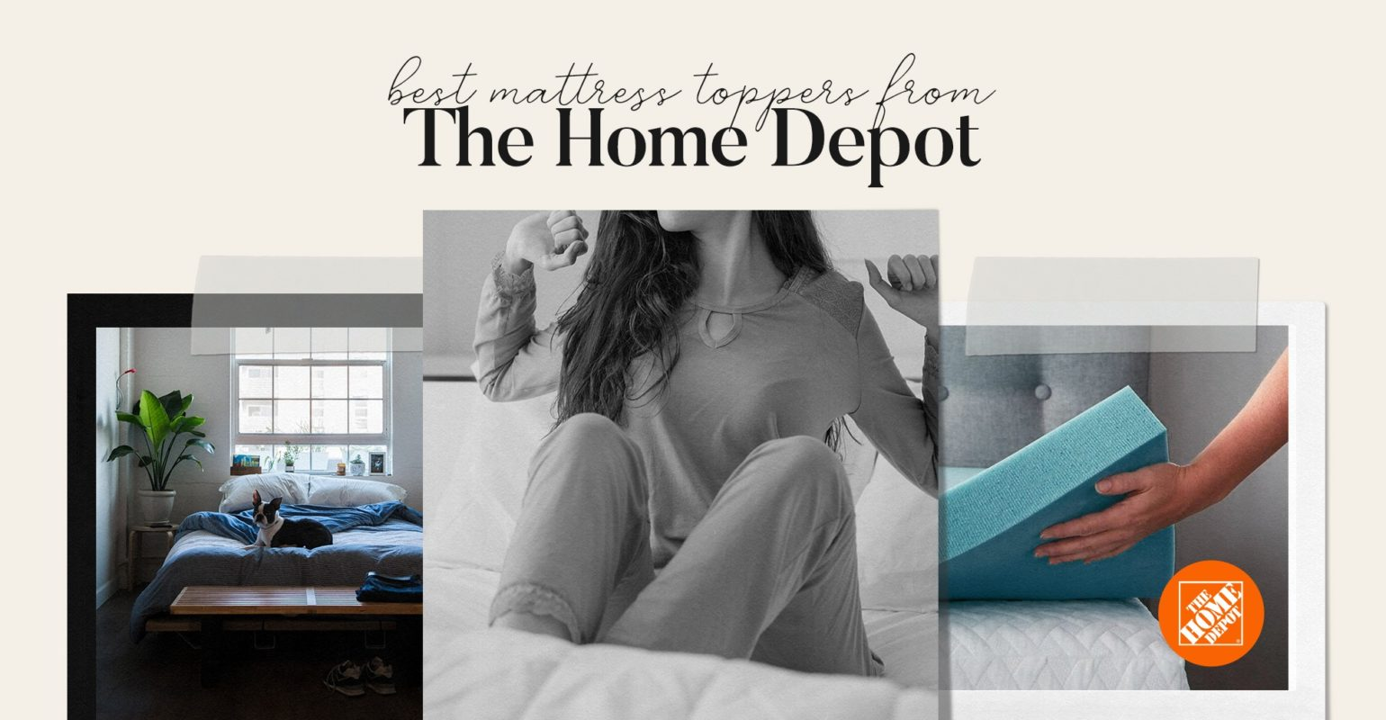 Best Mattress Toppers From The Home Depot Giving Assistant