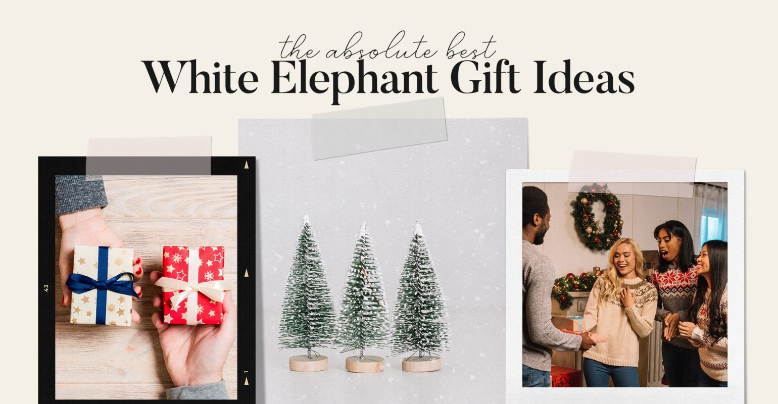 Best White Elephant Gift Ideas (2020 Guide)   Giving Assistant