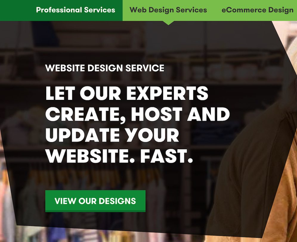 godaddy web design