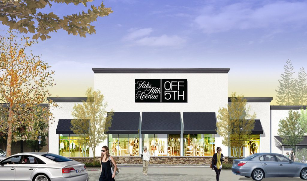 saks off fifth store