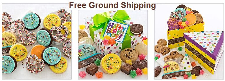 Cheryl's – FREE Shipping on Select Gifts Starting at $18.99 + 6% Cash Back