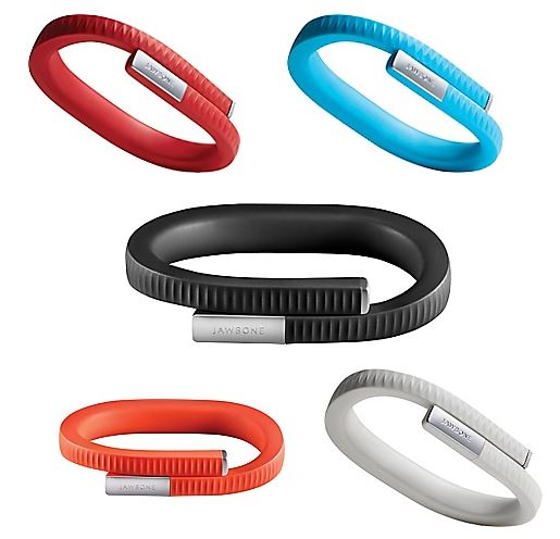 Staples – Jawbone UP Fitness Trackers $29.99 + 5% Cash Back
