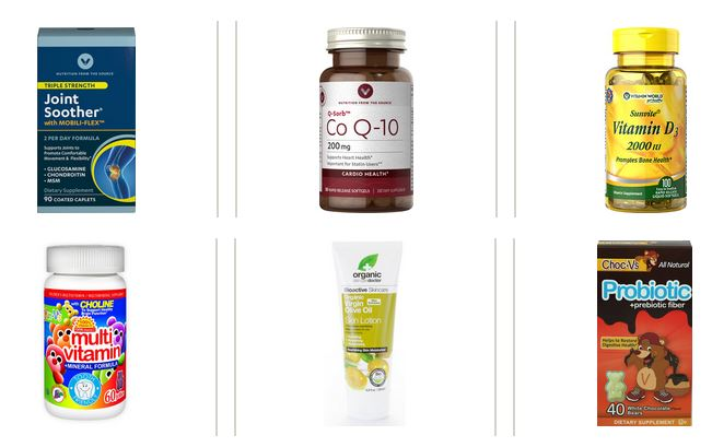 Vitamin World – 40% off Plus Another 10% Off With Free Shipping + 8% Cash Back