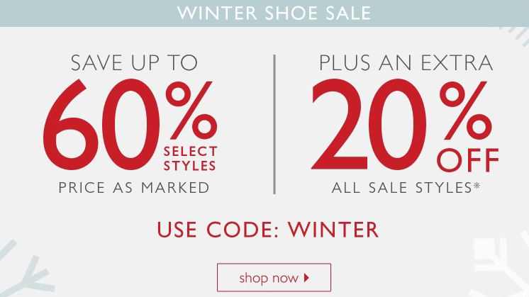 Clarks – Extra 20% off Sale Styles + 10% Cash Back