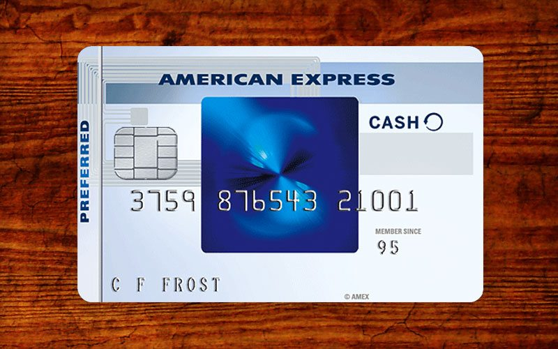 Amex Blue Cash Preferred