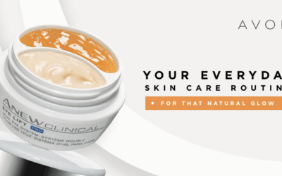 Your Everyday Skin Care Routine for that Natural Glow [Avon]