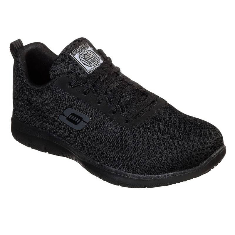 Skechers ghenter bronaugh work sneaker