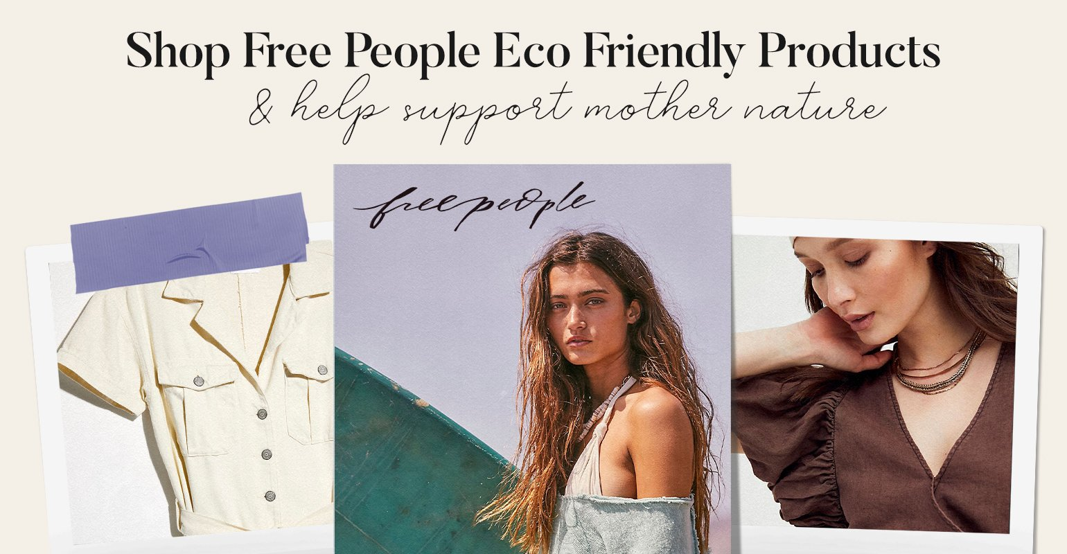 Free People Sustainability Guide