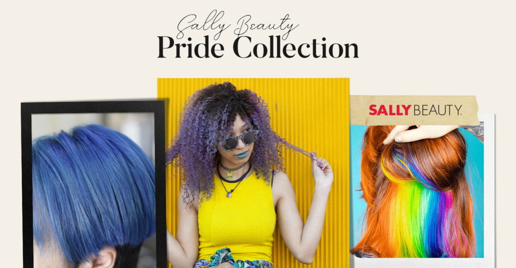 Sally Beauty Pride Collection