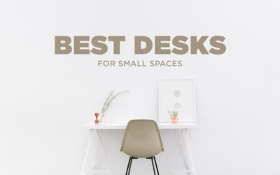 Best Desks for Small Spaces (2020 Review)