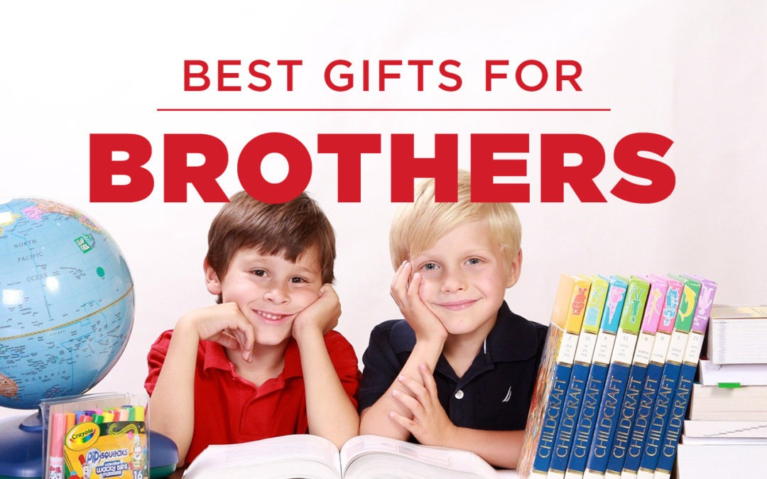 Best gifts for brothers header