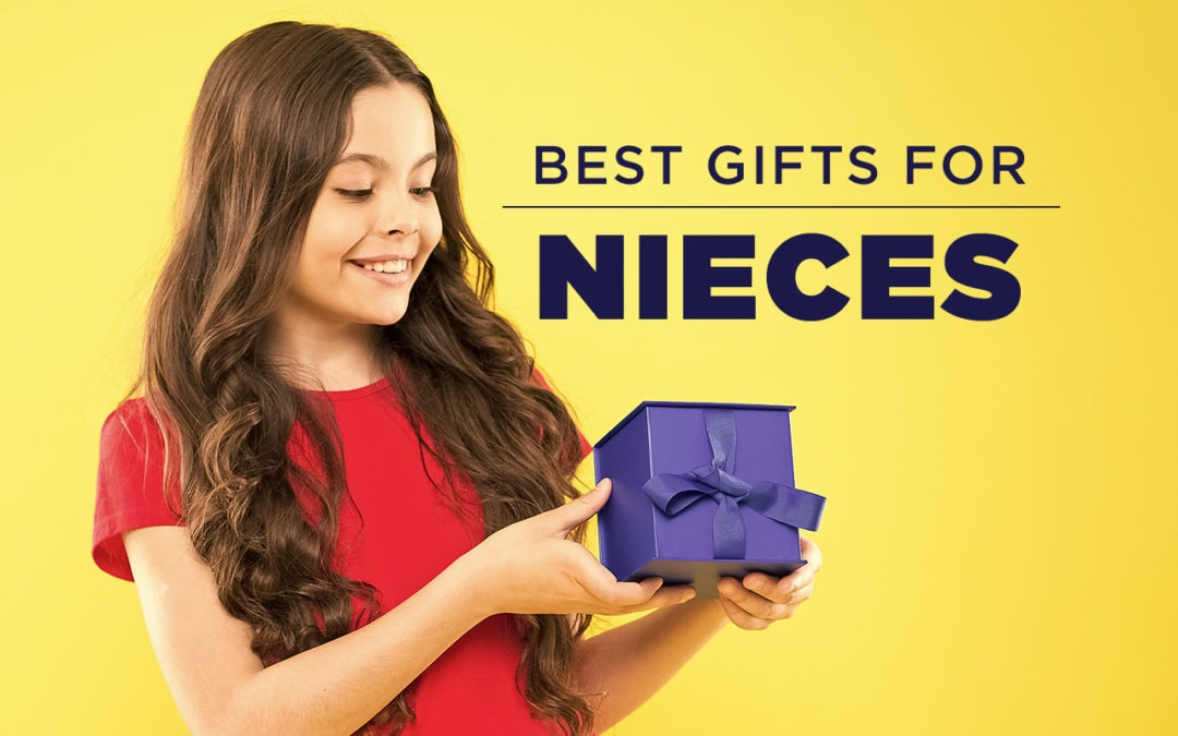 Best gifts for nieces header
