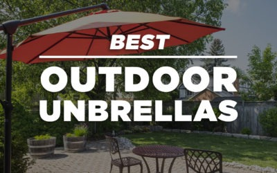 Best Outdoor Patio Umbrellas (2020 Guide)
