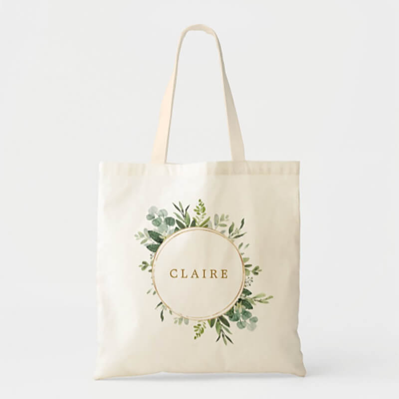 Particular tote bags