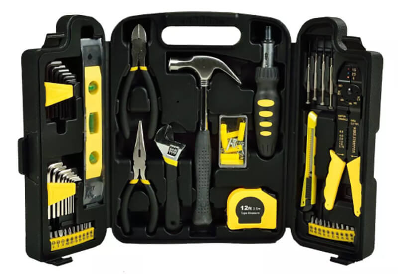 Tool kit for first time home owner