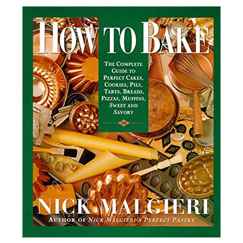 How to Bake by Nick Margieri