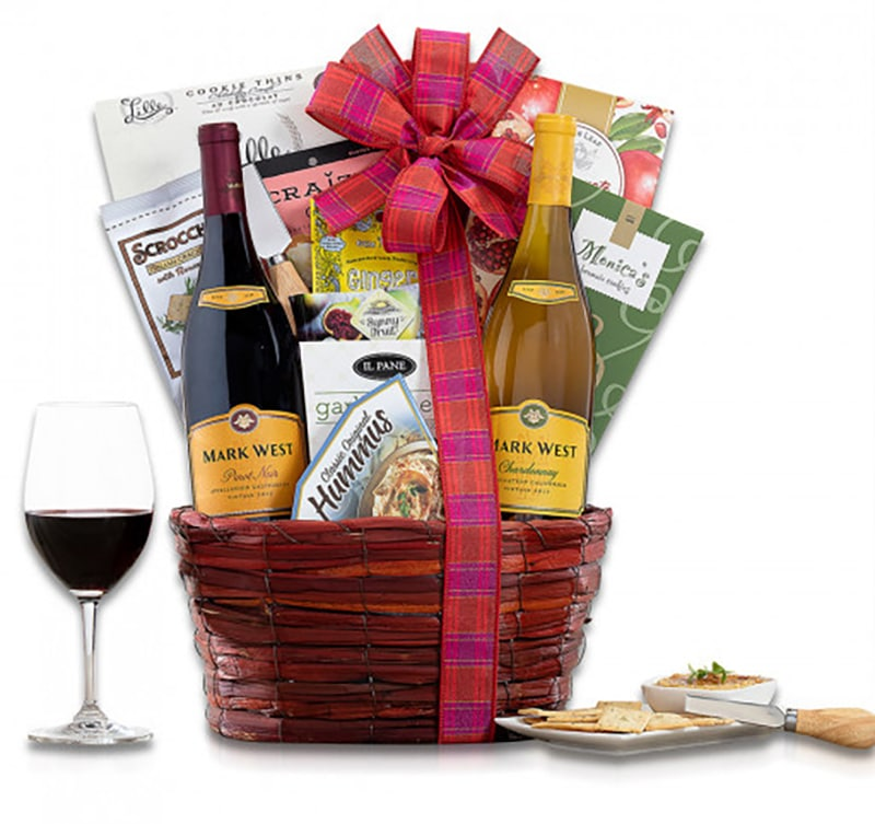 Best Wine Gift Baskets (2021) Image 2