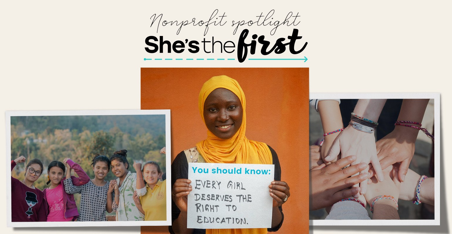 She's The First Nonprofit Spotlight